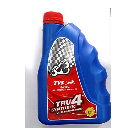 TVS TRU4 Synthetic Oil