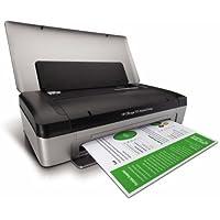Hewlett-Packard inkjet printer HP Officejet 100 Mobile CQ774A # ABJ