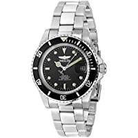 Invicta Mens Pro Diver Stainless Steel Automatic Watch Deals
