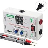 TKDMR 0-330V Smart-Fit Manual Adjustment Voltage TV LED Backlight Tester Current Adjustable Constant Current Board LED Lamp Beads Test Detect Tool