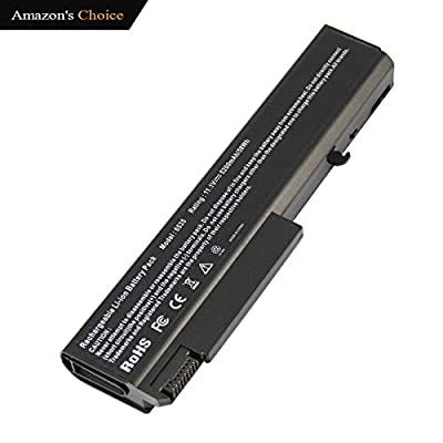 Fancy Buying Laptop Battery for HP HSTNN-CB69 HSTNN-IB68 HSTNN-IB69 HSTNN-UB68 HSTNN-UB69 HSTNN-XB24 HSTNN-XB59 HSTNN-XB61 HSTNN-XB68 HSTNN-XB69 KU531AA - 12 Months Warranty (6 Cells 5200mAh) by Fancy Buying