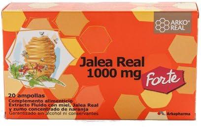 ARKO JALEA REAL FRESCA 1000 MG FORTE 20 AMPOLLAS