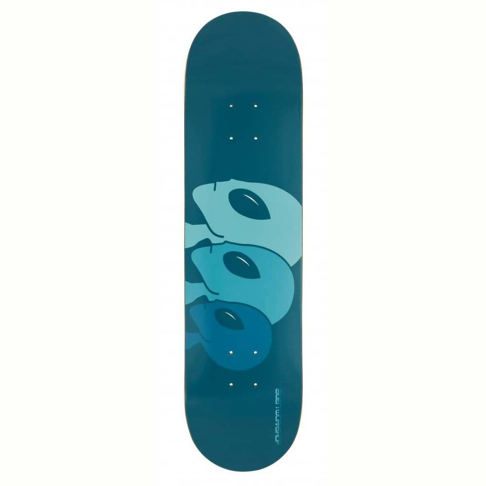 Alien Workshop Skateboard-Deck Strobe Logo - 7.875 Inch Blau (One Size , Blau)