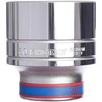 Soquete Estriado 60mm-1, KingTony BR, 833060M