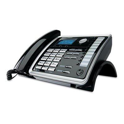 RCA25214 - RCA ViSYS Two-Line Corded Speakerphone by RCA