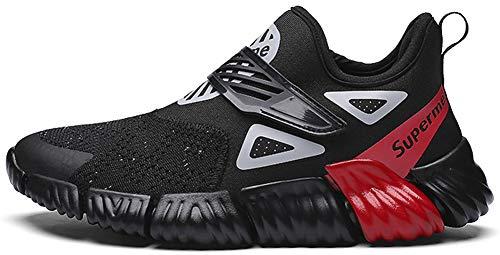 Scarpe Running Ginnastica Trainers Fitness Nero Sportive Uomo Jogging Donna Casual Tqgold® Sneakers Da RqOYwxdd
