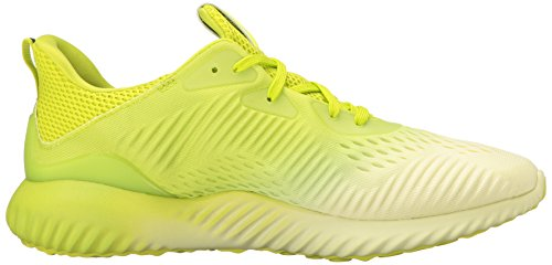 Adidas Heren Alphabounce Em M Hardloopschoen Ice Yellow / Semi Solar Yellow / White
