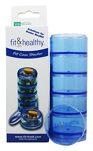 - Pill Case Stacker 1