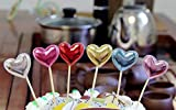 5 offset spatula - Cake Decorating Supplies - Lovely Heart Stars Crown Shaped Cake Per Birthday Baby Shower Party Valentine 39 S Day Wedding - Leaves Kitchwiz Graduation Unicorn Ateco Rocks Book Christmas Item Dis