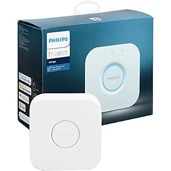 Philips Hue Smart Bridge (Works with Alexa, Apple HomeKit and Google Assistant)