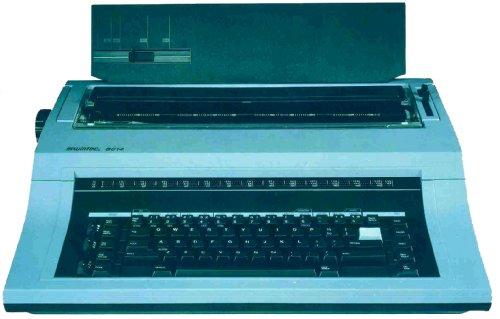 New - Swintec 8014 Office Class Electronic Typerwriter by Swintec