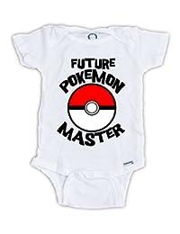 Future POKEMON MASTER Onesie