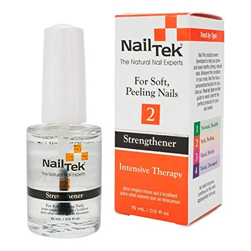 - NailTek Intensive Therapy 2 Strengthener 0.5 Ounce