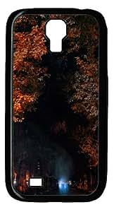 Armenia gyumri Custom Samsung Galaxy I9500/Samsung Galaxy S4 Case Cover Polycarbonate Black