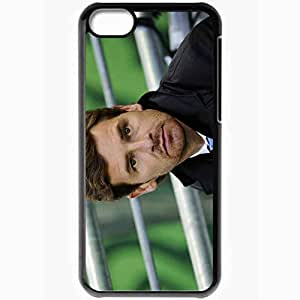 Personalized iPhone 5C Cell phone Case/Cover Skin Andre villas boas Black