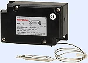 Amazon Com Raychem Amc F5 Fixed Set Point Thermostat For
