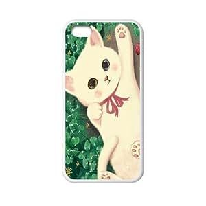 Custom Cat Back Cover Case for iphone 5C JN5C-018