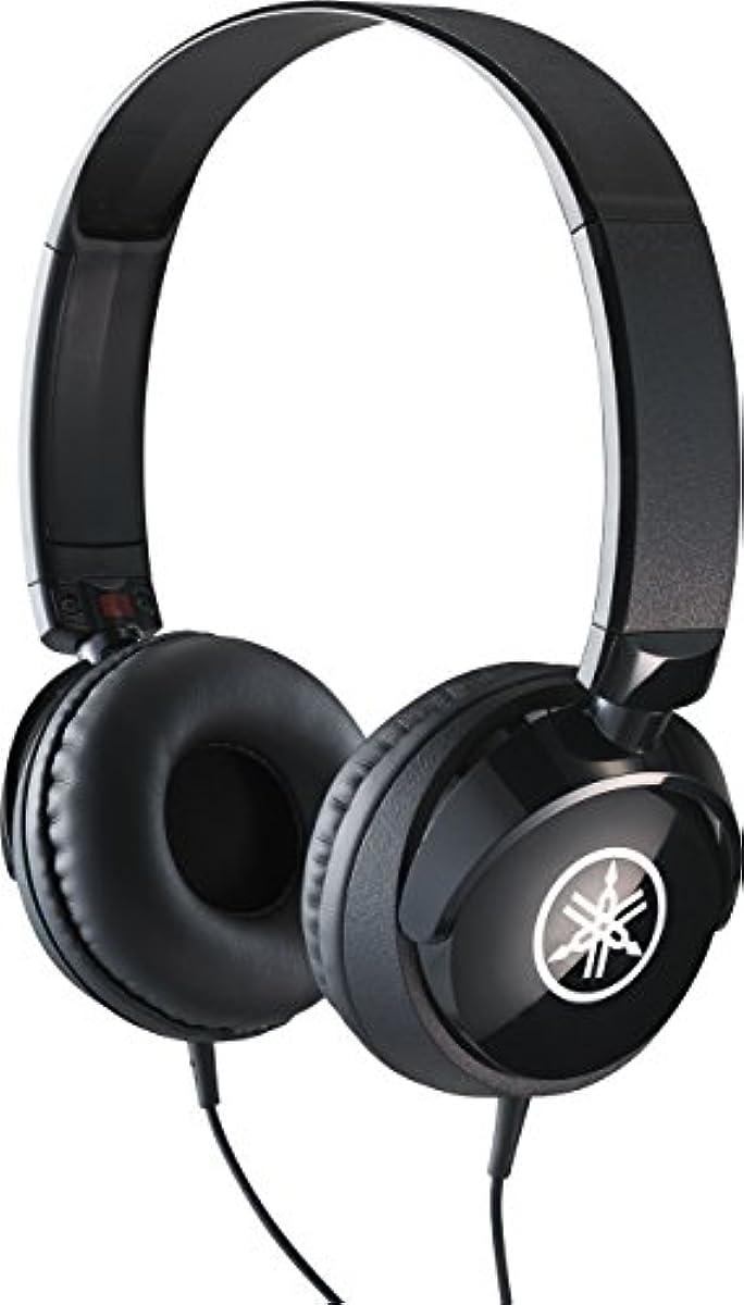 [해외] 야마하 YAMAHA 헤드폰 블랙 HPH-50B