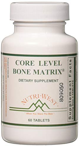 Nutri-West - Core Level Bone Matrix 60 Tablets by Nutri-West