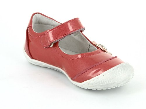 Romagnoli 2732-617 Mädchen Spangenschuh in Mittel Pink
