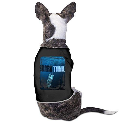 Cute Shark Tank Poster Pet Dog T Shirt.