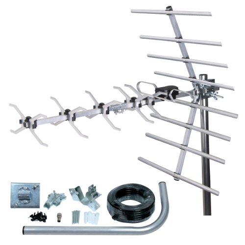 Loft & Outdoor Digital TV Aerial, SLx 27887K4 4G Filtered 32 Element Aerial...