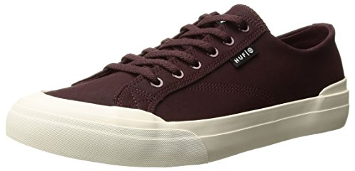 HUF Classic Lo Ess TX Shoes Deep Oxblood