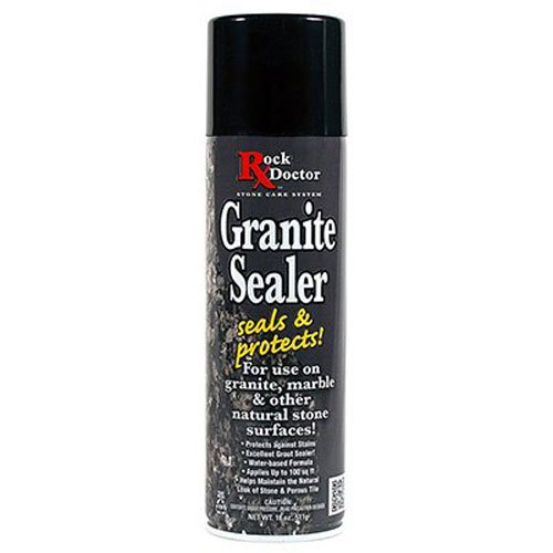 Rock Doctor Granite Sealer, 18 Ounce Granite Sealer