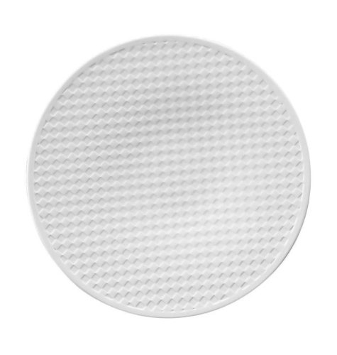- Wedgwood Night & Day Bone China Round Checkerboard Platter