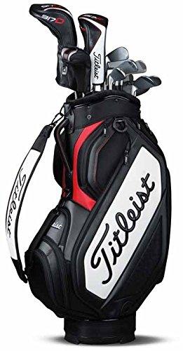 Titleist Stadry Carro Bolsa Impermeable de Golf, Unisex Adulto