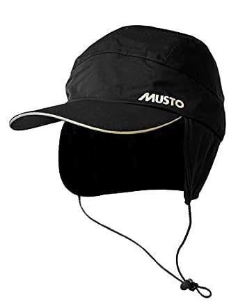 Amazon.com : Musto Waterproof Fleece Lined Cap Windproof