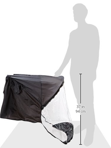 Baby Jogger City Mini Weather Shield - Double by Baby Jogger (Image #3)