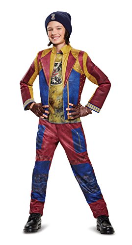 Disguise Jay Deluxe Descendants 2 Costume, Multicolor, X-Large (14-16)]()