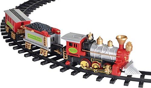 Seasonal Vision Christmas Tree Train (Train Set Under Christmas Tree)