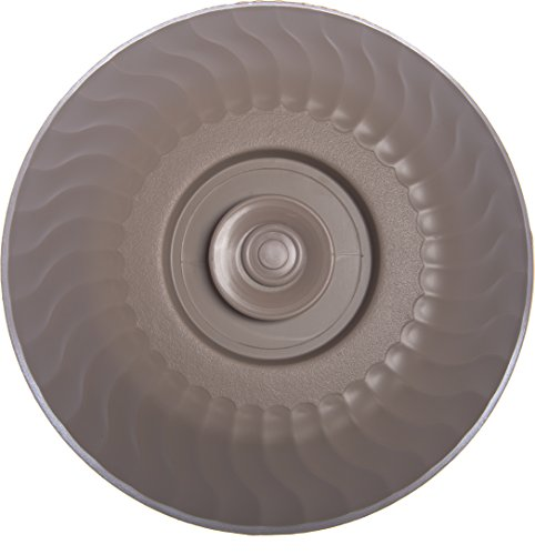 Dinex DX340031 Turnbury Insulated Plate Dome Cover, 2.88