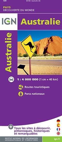Australia 2015: IGM.M.P.85106 (French Edition)