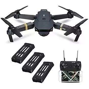 Drone Eachine E58 Camera 2 Mp 720p Com 3 Baterias