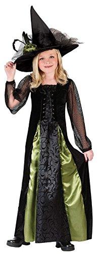 Goth Maiden Witch Costume -