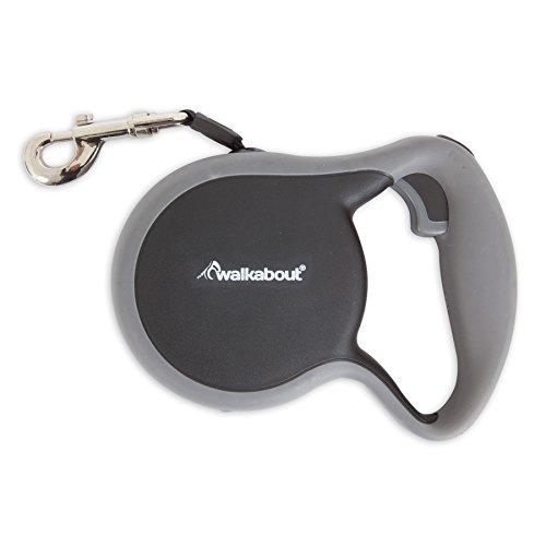 Petmate Walkabout Collar Black Medium