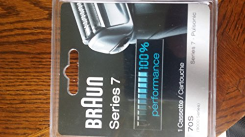 Braun Cassette Replacement Formerly Pulsonic