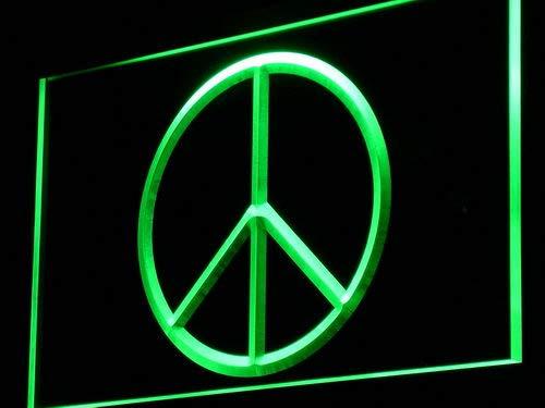 (Peace Peaceful Home Decor LED Sign Night Light)