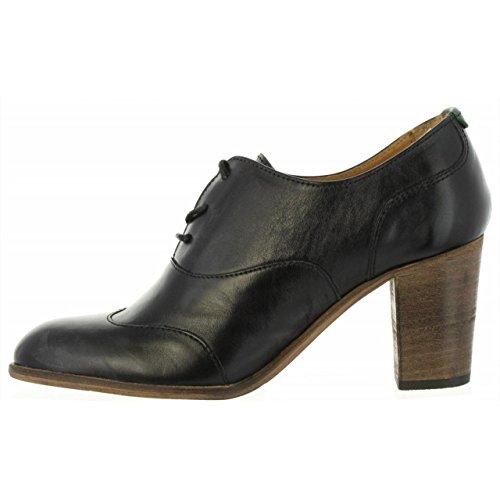 Dating Kickers noir Femme Bottines Classiques Noir Oqdqw1