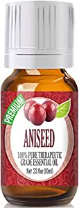 Aniseed 100% Pure, Best Therapeutic Grade Essential Oil - 10ml