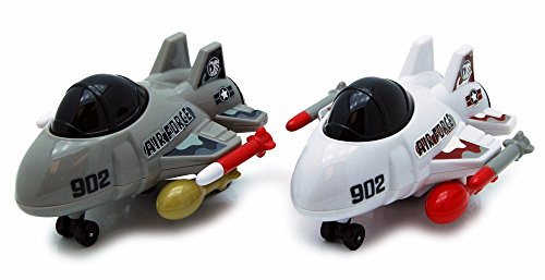 Air Force Bundle, Chubby Champs - Two Model Toy Cars
