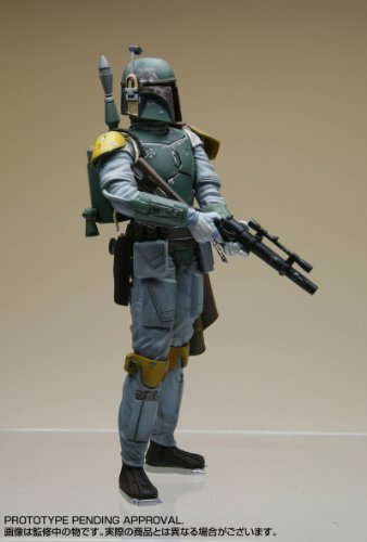 Boba Fett Without Helmet - 3