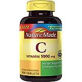 Nature Made Vitamin C 1000mg, 300 Tablets