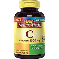 Nature Made Vitamin C 1000mg, 300 tabletas