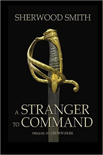 Book A Stranger to Command