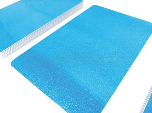 scegliere da 20/diversi colori Bianco NEU 85 x 54 x 0,76 mm gold 5/  in plastica PVC Carte