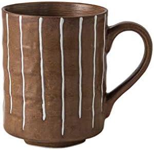 LBY Taza de cerámica Retro Europea Taza Simple Creativa de Gran ...